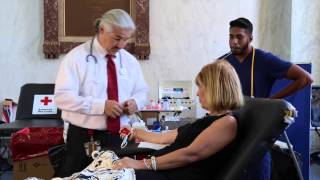 Ahmadiyya Muslims hold blood drive at U.S. Capitol to honor 9/11 victims
