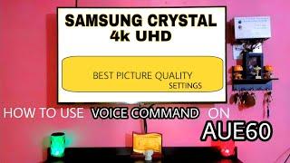 Samsung Crystal 4k UHD Review …
