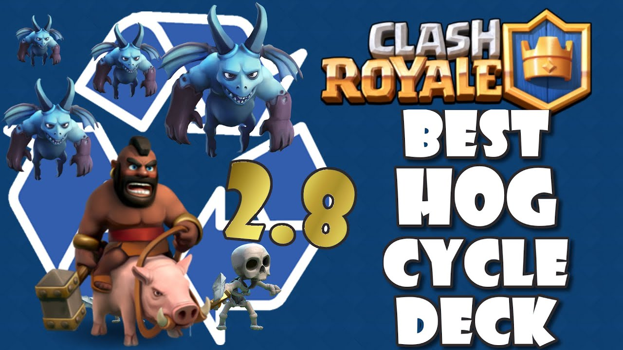... CYCLE DECK"