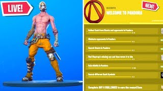 ÉVÉNEMENT «NEW» FORTNITE FREE BORDERLANDS DÈS MAINTENANT! SKINS, REWARDS, ITEMS (Fortnite: Bataille Royale)