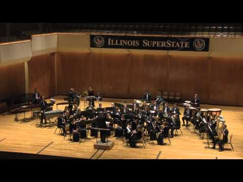 Libertyville High School 2014 Illinois SuperState Concert Band Festival