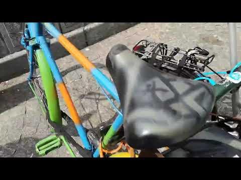 [GEOCACHING] Le vélo coloré