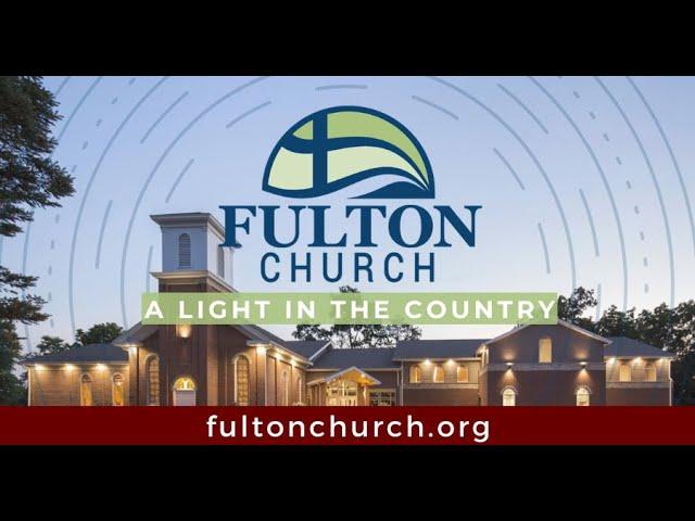 Live at Fulton Church (July 5, 2020)