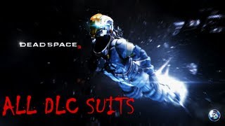 Dead Space 3 - All DLC + Limited Edition Suits