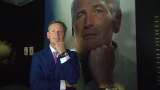This Is How Tight Security Is for Paul Newman's Watch up for Auction