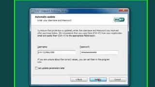 آموزش نصب و راه اندازی آنتی ویروس ESET Endpoint Antivirus  نسخه ویندوز