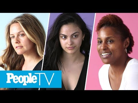 Camila Mendes, Alicia Silverstone, Issa Rae & More Go Makeup Free For The Beautiful Issue  PeopleTV