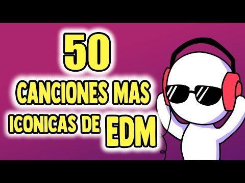 50-canciones-más-icónicas-de-edm-#1-|-2020