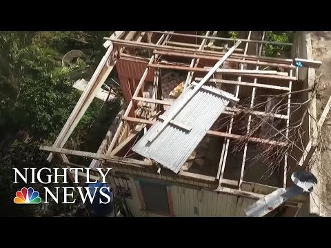 Puerto Rico Still Struggling Four Months After Hurricane Maria | NBC Nightly News