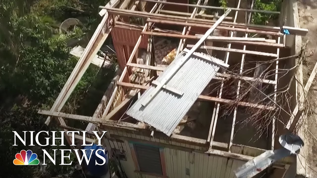 puerto-rico-still-struggling-four-months-after-hurricane-maria-nbc-nightly-news