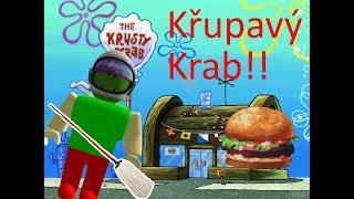 Nová minihra!! ROBLOX Fast Food Simulator CZ /vastakon/
