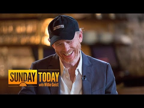 'Solo' Is Ron Howard's Latest Chapter In his Own Hollywood Saga  Sunday TODAY