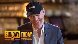 'Solo' Is Ron Howard's Latest Chapter In His Own Hollywood Saga | Sunday TODAY