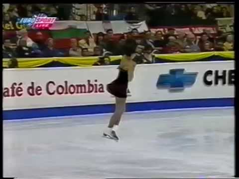 Update on Group B, Michelle Kwan & Sarah Hughes - 2000 World Championships QR