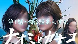 【ナオミとカナコ】フジテレビ系で毎週放映されているサスペンスドラマ...