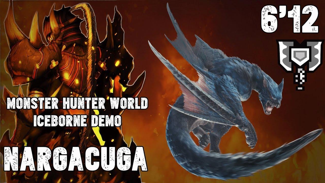 Monster Hunter Iceborne How To Beat Nargacuga Tips And Tricks