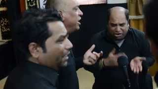 Wo Khoon Rokay Ye Kehta Raha | Nasir Asghar Party