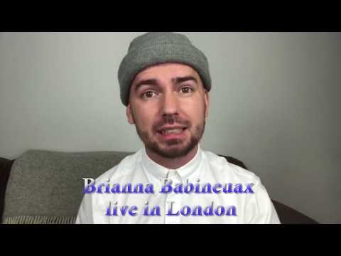 BRI BABINEAUX - LIVE IN THE UK