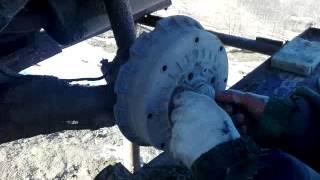 Настройка ручник на Приору