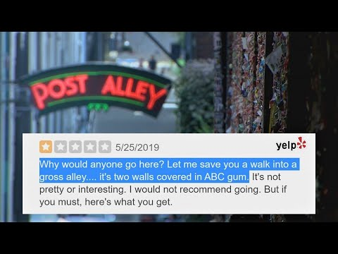 The Best 1-star Reviews Of Seattle's Biggest Tourist Attractions - KING 5 Evening