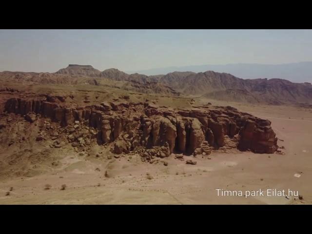 Izrael kirándulás Eilat.hu a Timna parkban