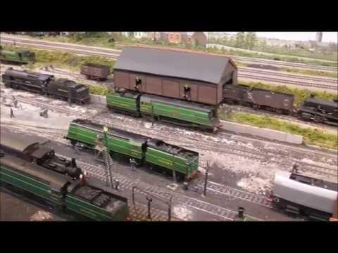 Chiltern Model Railway Exhibition 2018