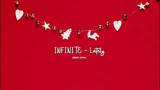 인피니트(INFINITE) - 하얀고백(Lately) 재즈 피아노 커버 Jazz Piano Cover ?❤️