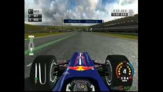 F1 2009 - Gameplay Wii (Original Wii)