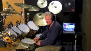Georgy Porgy Drum Cover By TOTO, Theo´s Version