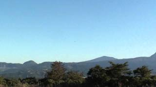 F-2戦闘機!富士スピードウェイ上空低空飛行!!