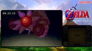 Zelda: Ocarina of Time 3D - Bongo Bongo
