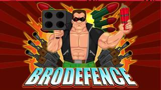 Brodefence gameplay