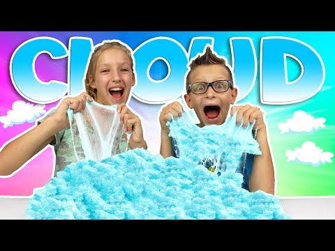 GIANT CLOUD SLIME!!!!!