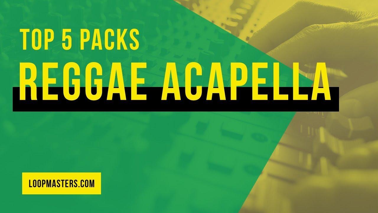 Don Goliath - Reggae & Dub Acapellas Vol 5