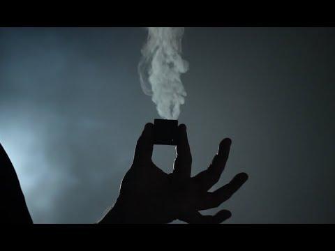 SMOKE CUBE by João Miranda