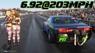 6-Second, 200mph Challenger - the Baddest Mopar on Earth