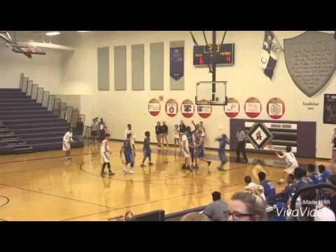 Cedar Ridge JV Basketball 2015-21016