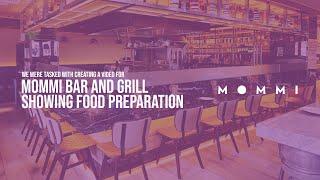 Mommi Food Preparation Advert Video