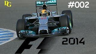 F1 2014 #002 - Der Szenario-Modus - Deutsch / HD+ - Let