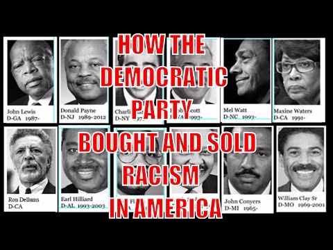 How America Bought And Sold Racism And Why It Still Matters! (Exposing The Democrats)