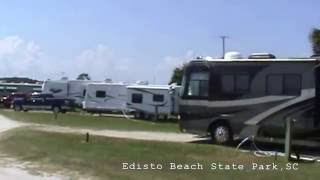 Edisto Beach State Park Campground