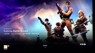 CARA DOWNLOAD GAME FORTNITE BATTLE ROYAL PS 4 1000% WORK!!!