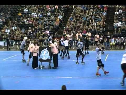 Monumental Mayhem Regionals, 2011: Windy City v. Naptown 5