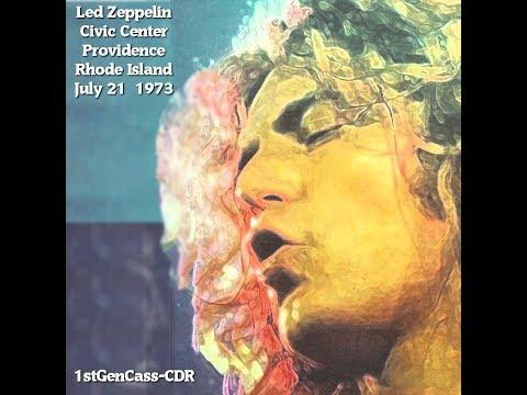 Led Zeppelin - Live @ Providence, Rhode Island 1973/07/21 (WINSTON REMASTERS)