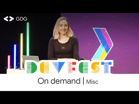 Interactive Web Animation With SVG (DevFest 2019)