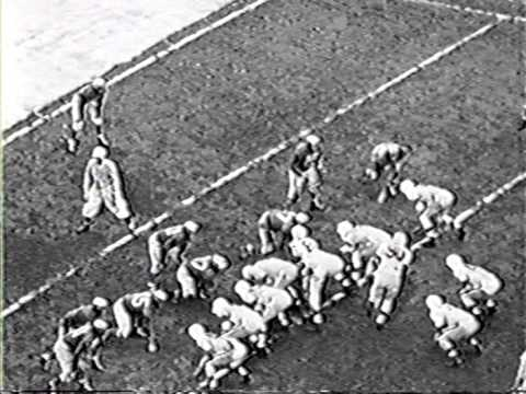 1948 a a f c & n f  l  championship games (part 1)