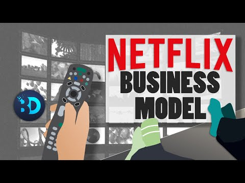 Netflix Business Model: How Innovation makes Netflix succeed