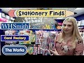 THE WORKS WHSMITH AND CARD FACTORY STATIONERY 2018 mp3