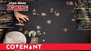 Top 4.2 | X-Wing | Hoth Open 2017 | William Haigwood v. Duncan Howard