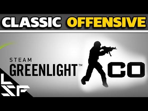 CLASSIC OFFENSIVE - GREENLIGHT | CS:GO MOD